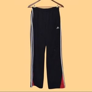 ADIDAS | DEADSTOCK Y2K Tracksuit with Red Detail
